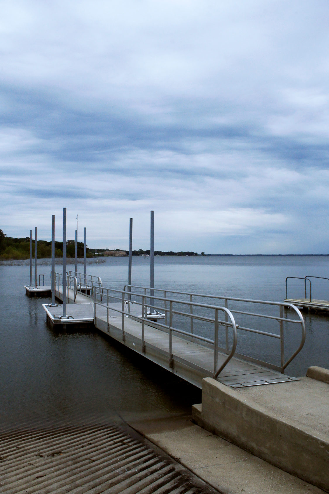 A Rainy Weekend at Lake Tawakoni